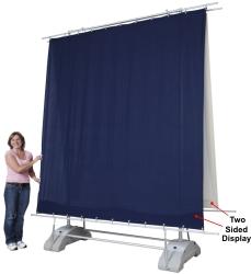 Quicksilver Outdoor Banner Frame