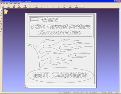 Roland GX Series Vinyl Cutters