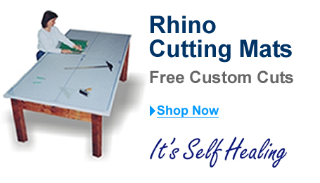 Rhino Cutting Mats from SpeedPress Sign Supply