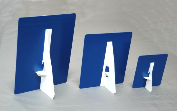 Easel Backs Speedpress Sign Supply