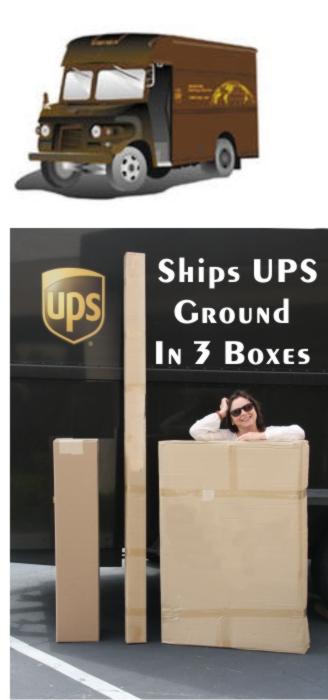 Rhino Table 4 X 8 Flat Pack Kit Speedpress Sign Supply